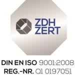 ZDH Zertifizierung Siegel